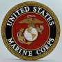 "United States Marine Corps 14"" Wall Plaque"