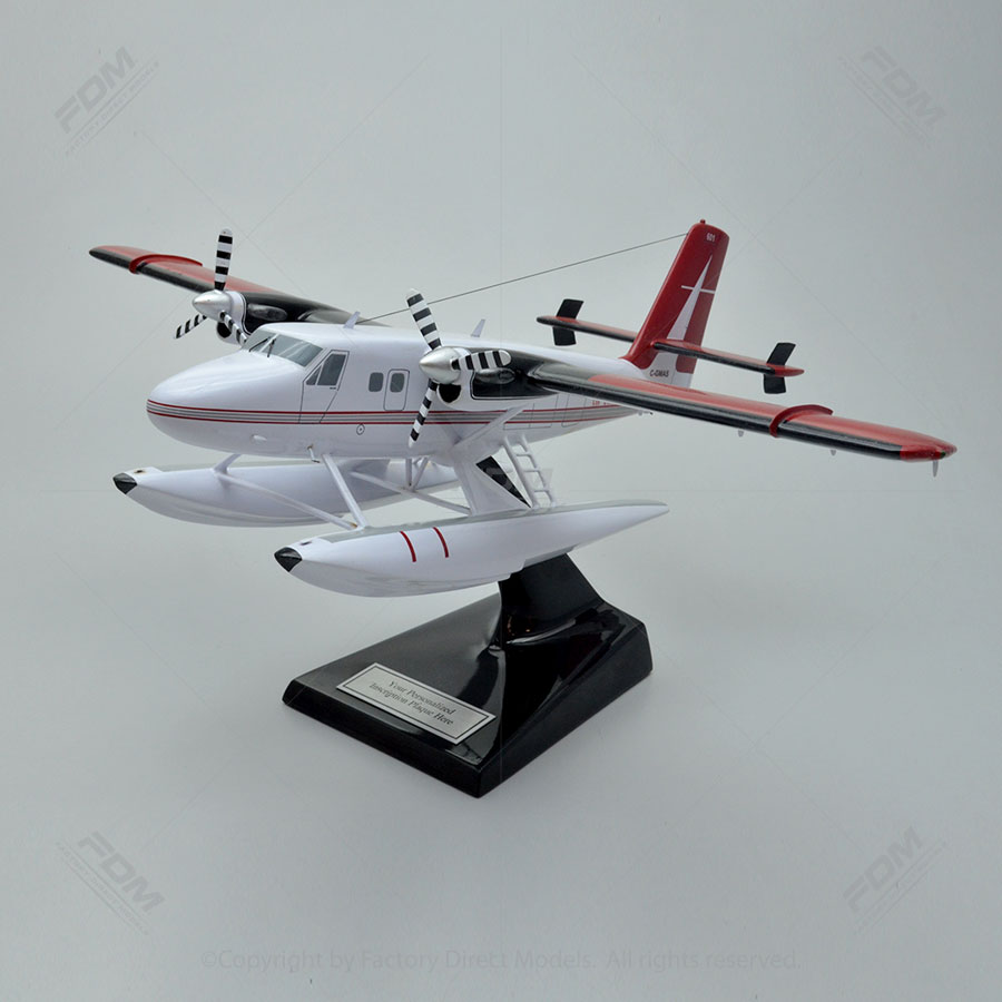 Viking DHC-6-400 Twin Otter on Floats Air Tindi Model