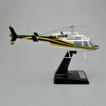 Bell 206L-4 LongRanger Scale Model Helicopter
