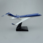 Bombardier Global Express Scale Model