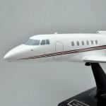 Hawker Beechcraft 800XP Scale Model