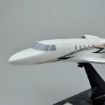 Cessna Citation CJ4 Resin Scale Model Airplane