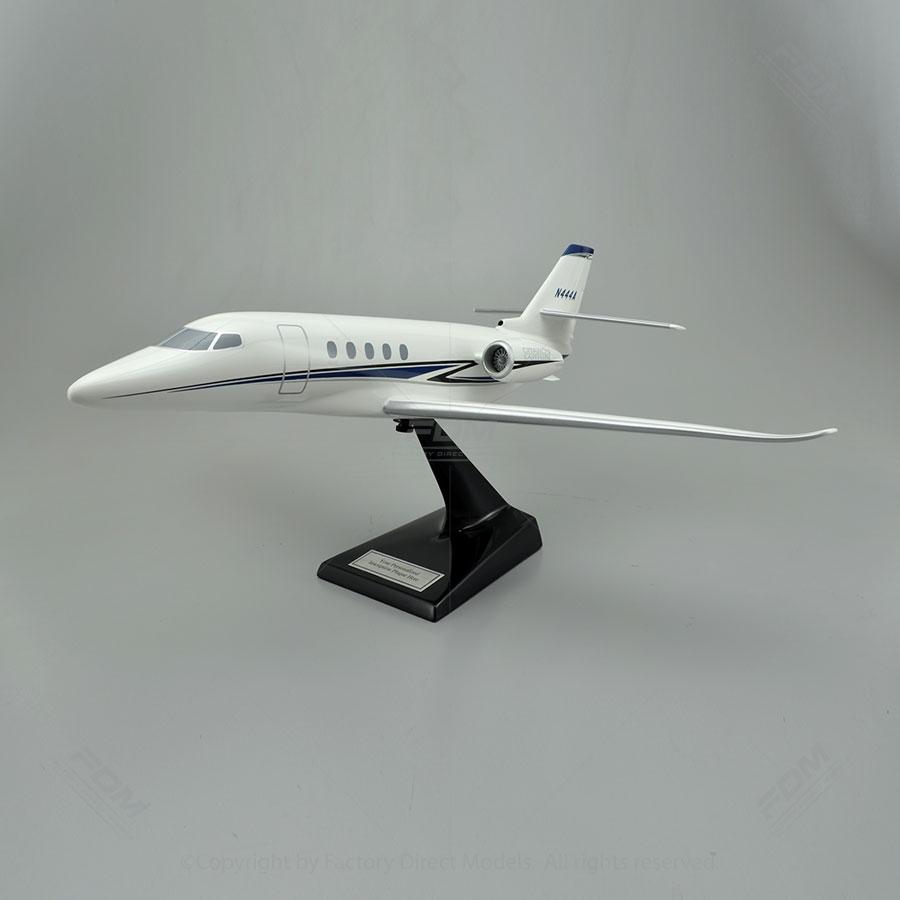 Cessna Citation 680A Latitude Resin Model