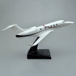 Embraer Phenom 300 Scale Model Airplane