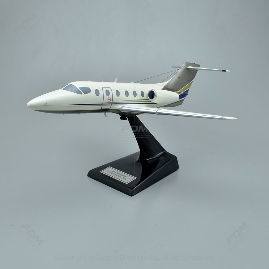 Hawker Beechcraft 400A Scale Model Airplane