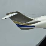 Hawker Beechcraft 400A Scale Model Airplane