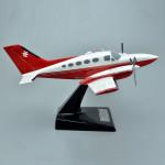 Cessna 421C Golden Eagle Scale Model Airplane