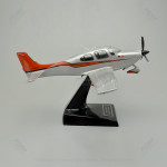 Cirrus SR22 Scale Model Airplane with Detailed Interior