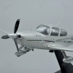 Cirrus SR22 GTS Model with Detailed Interior