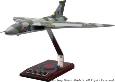 Avro Vulcan England Scale Model