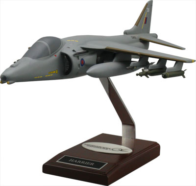 BAE Harrier II GR-7 Scale Model