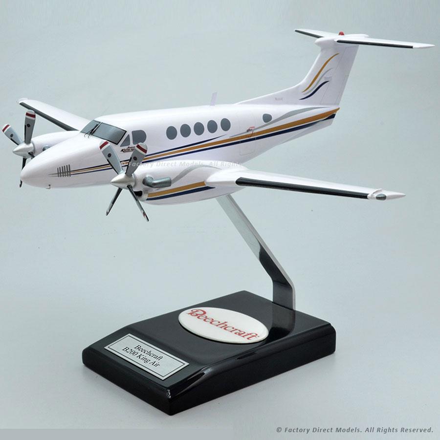 Beechcraft 200 Super King Air Scale Model