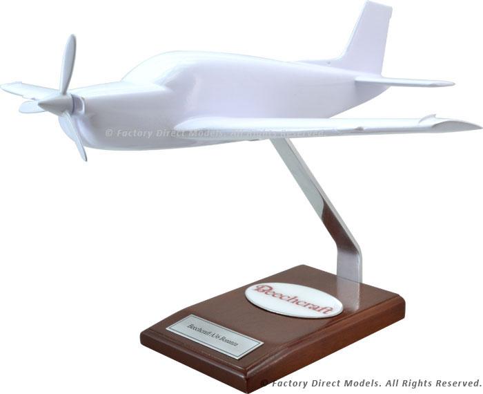 Your Custom Painted Beechcraft A36 Bonanza Scale Model Airplane