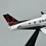 Beechcraft C90 King Air GTX Model Airplane