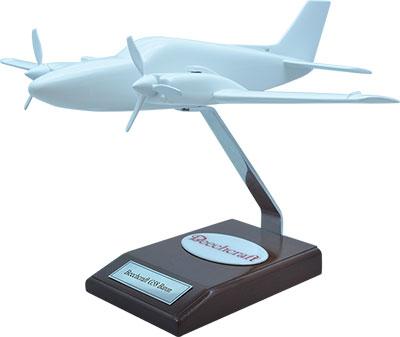 Your Custom Painted Beechcraft G58 Baron Scale Model