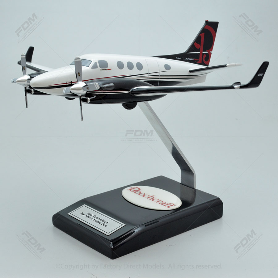 Beechcraft King Air C90GTx Scale Model