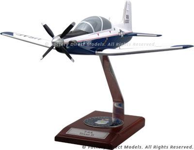 Beechcraft T-6A Texan II Scale Model