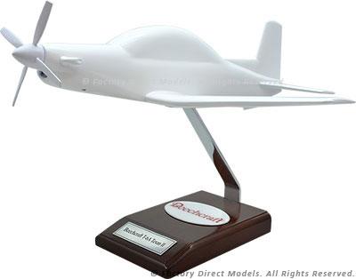 Your Custom Painted Beechcraft T-6A Texan II Scale Model