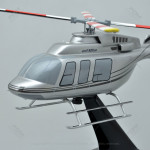 Bell 407GX Model Helicopter