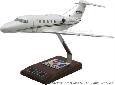 Cessna 560 Citation III Airplane Model