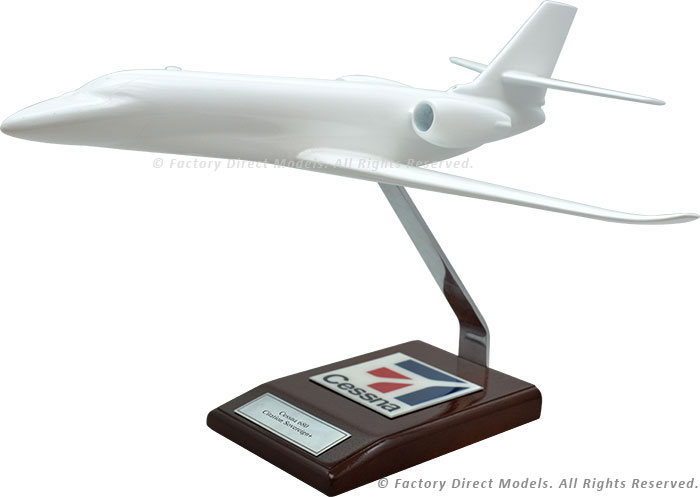 Your Custom Painted Cessna 680 Citation Sovereign+ with Winglets