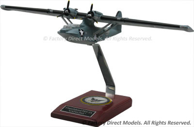 Consolidated PBY Catalina Scale Model