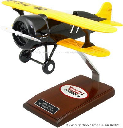 Liard LC-DW-300 Solution 77 Airplane Model