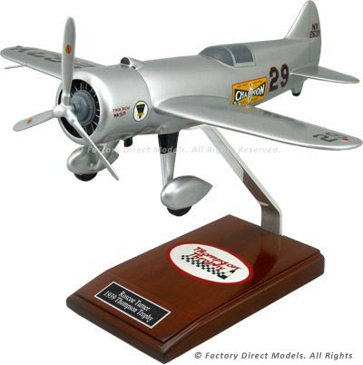 Laird Tuner Mentor Airplane Model