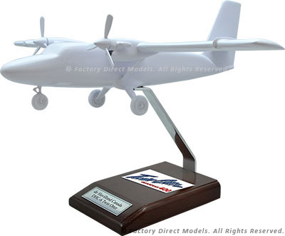 Your Custom Painted de Havilland Canada DHC-6 Twin Otter on wheels Scale Model