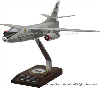 Douglas A-3 Skywarrior Model