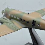 Douglas C-47 Spooky Model Airplane