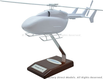 Your Custom Painted Eurocopter EC-145 Scale Model
