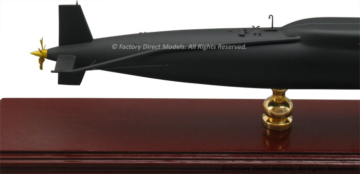 Uss George Bancroft Ssbn 643 Model Submarine Factory