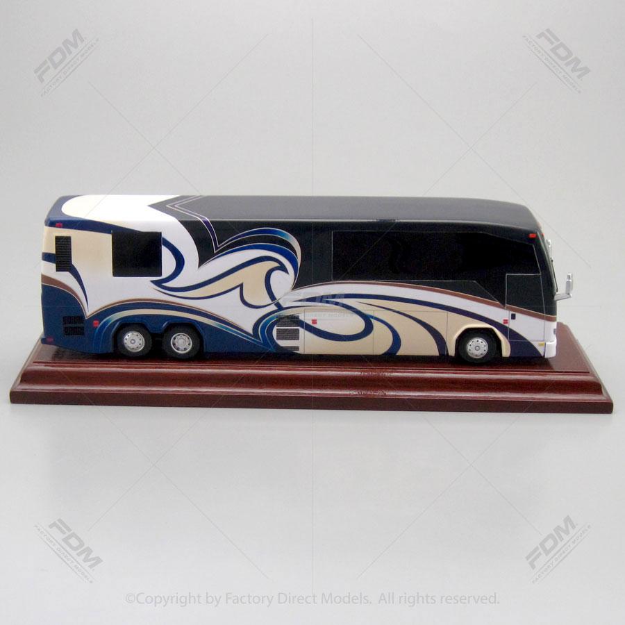 45 VIP Coach Bus Model