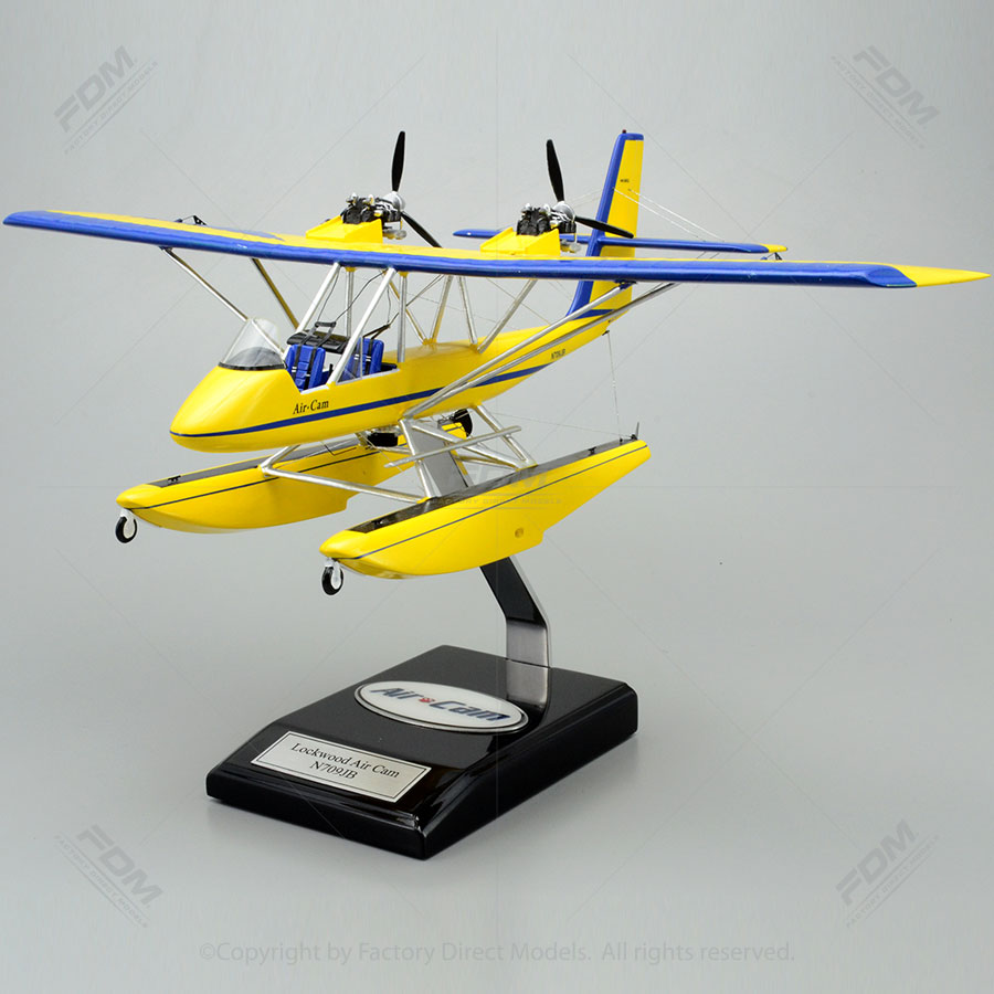 AirCam Aircraft Review, see the AirCam at the U.S. Sport ...