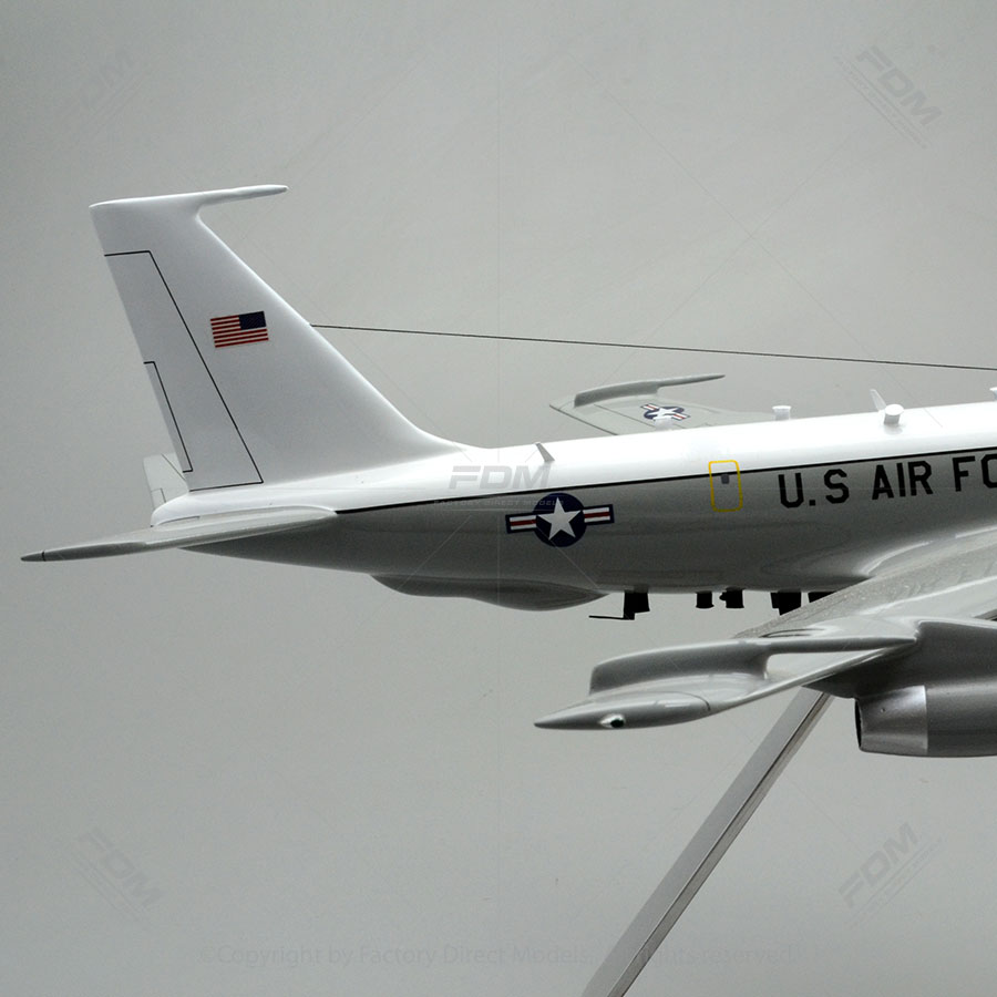 Boeing Rc 135 Model Factory Direct Models