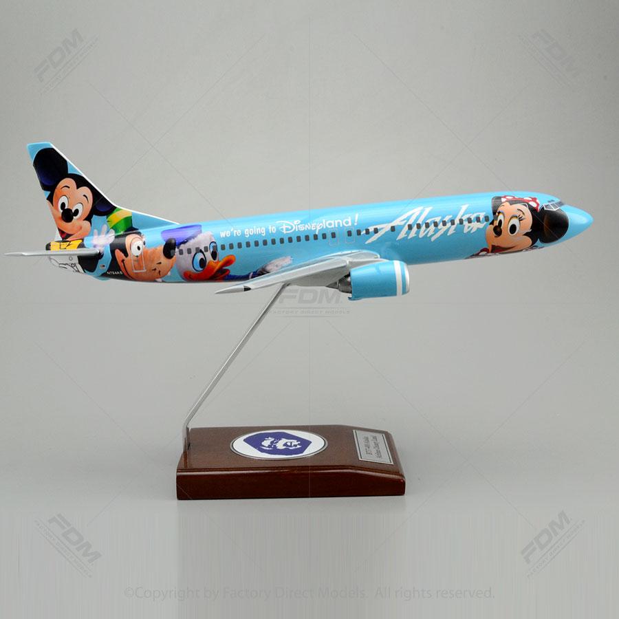 Custom Made Boeing B737 400 Model Airplanes Factory