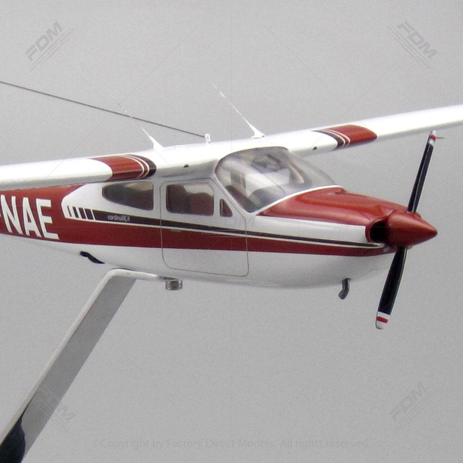 Cessna 177 Cardinal Custom Model Factory Direct Models