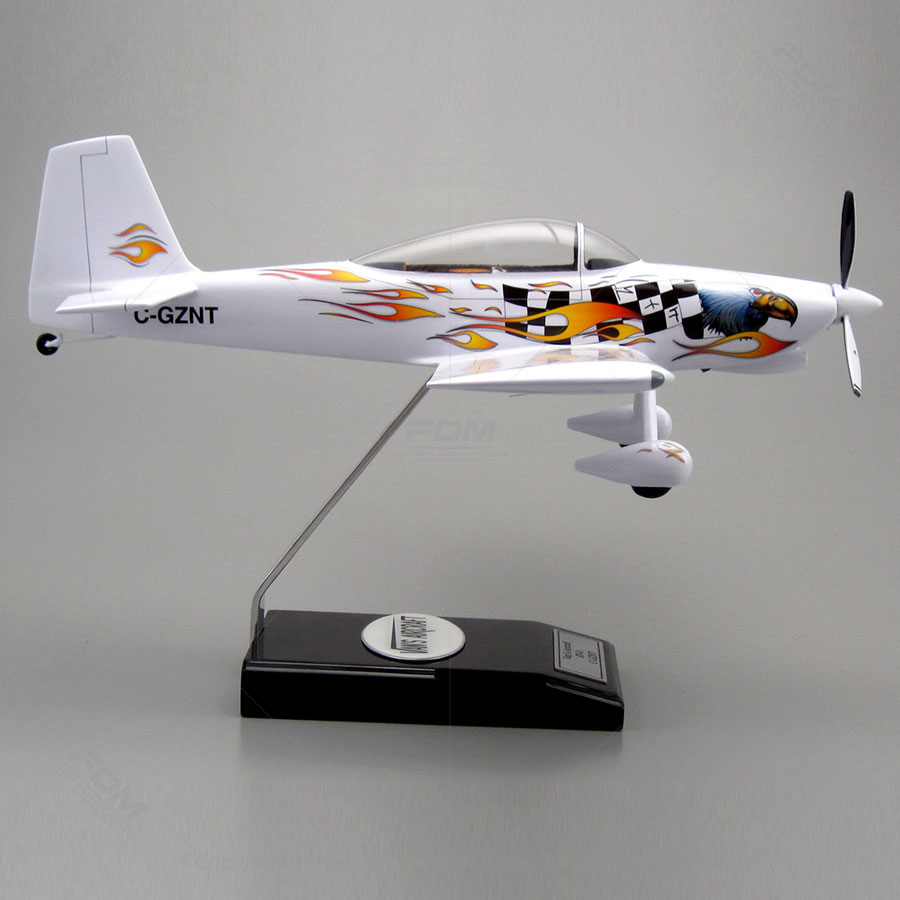 Vans Aircraft Rv 8 Scale Model Plane Factory Direct Models