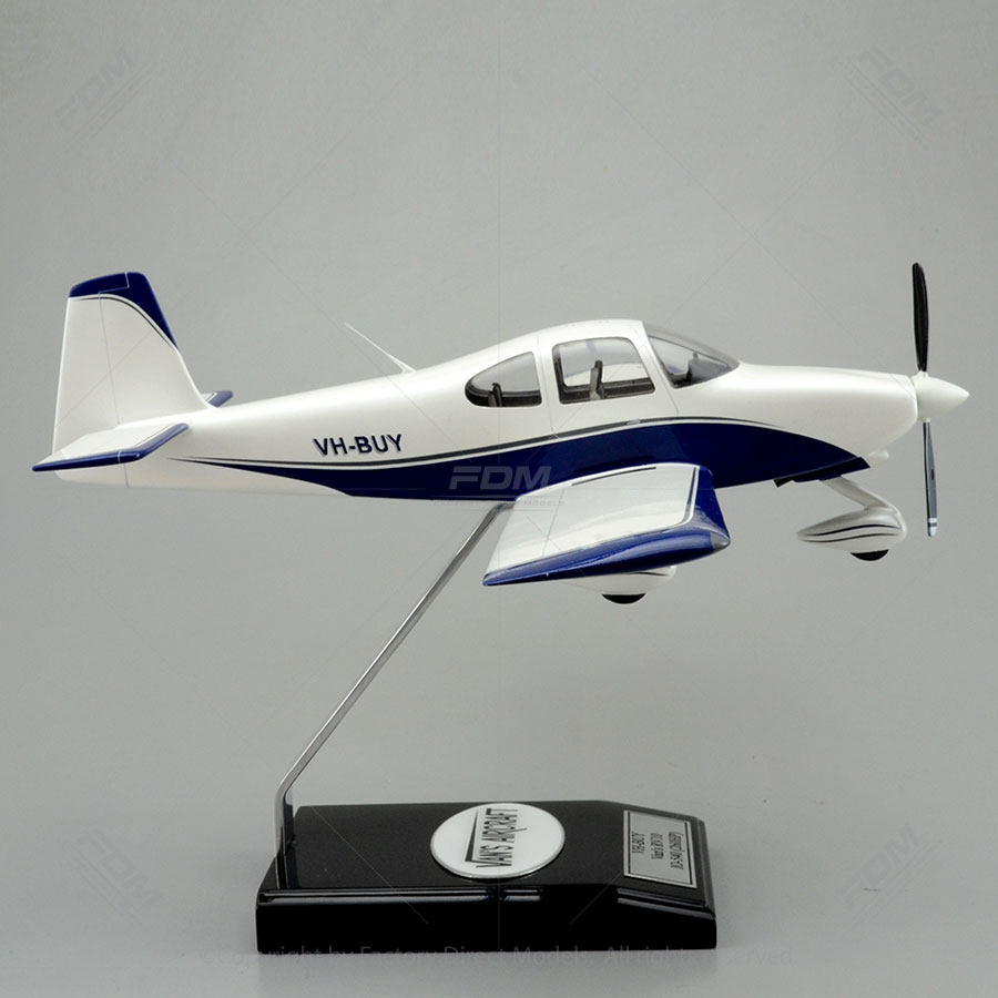 Van 39 S Aircraft Rv 10 Model With Detailed Interior