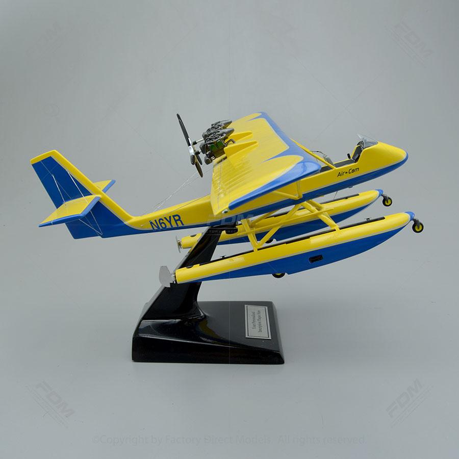 AirCam: A $50,000 Homebuilt Airplane Kit for Serious ...