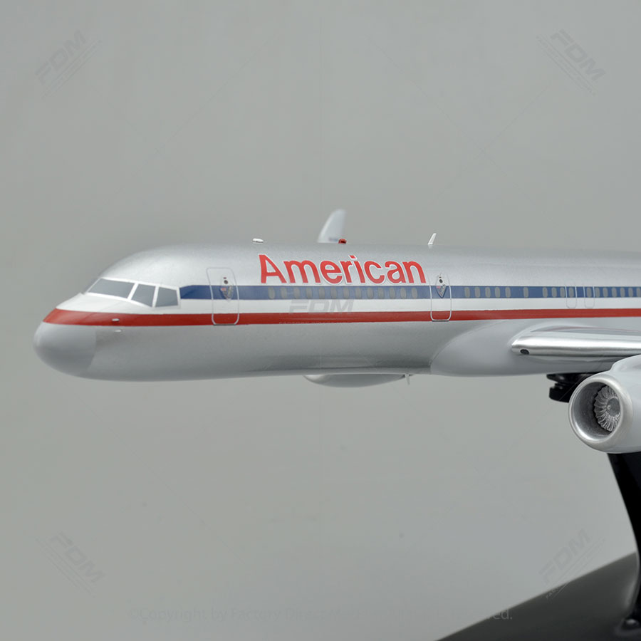 Boeing 757 200 American Airlines Model Factory Direct Models
