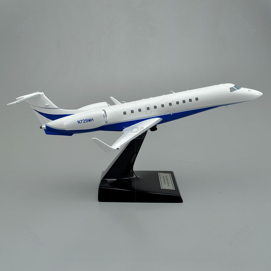 Embraer Legacy 600 Model: http://www.factorydirectmodels.com/gallery-details/5750-embraer-legacy-600-model/