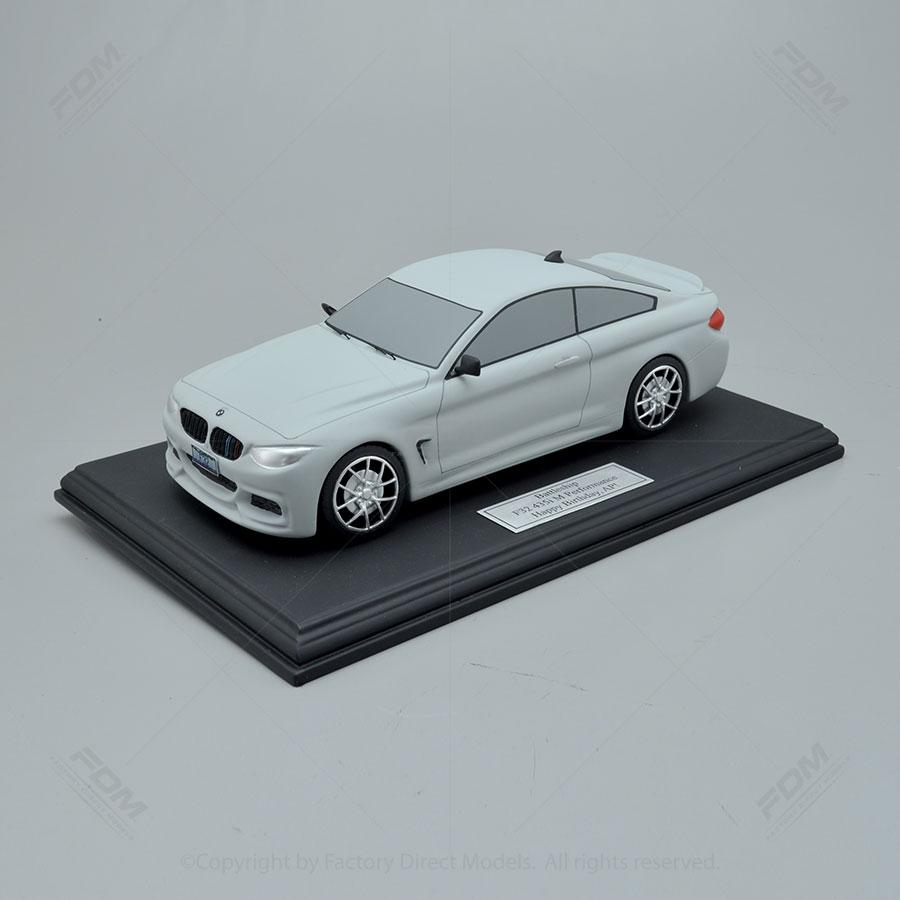 Bmw Zhp: BMW 435i ZHP Coupe Edition Scale Model