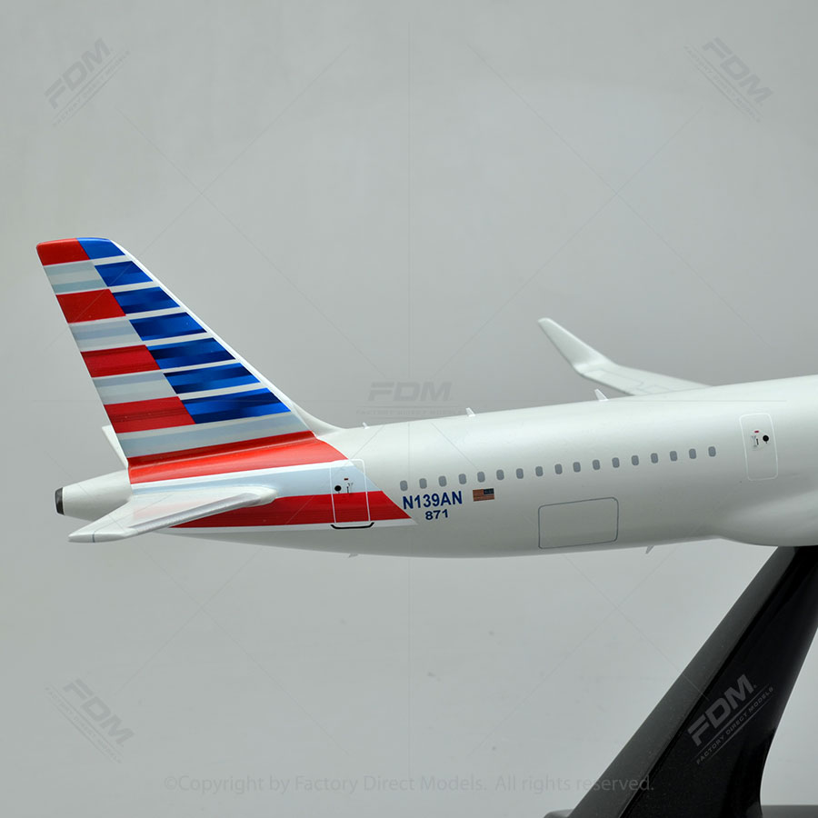 Airbus A321 231 Airliner Models Factory Direct Models