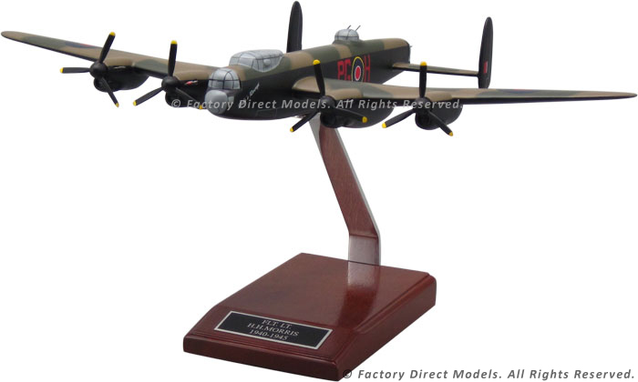 Avro Lancaster Mk I Model Airplane