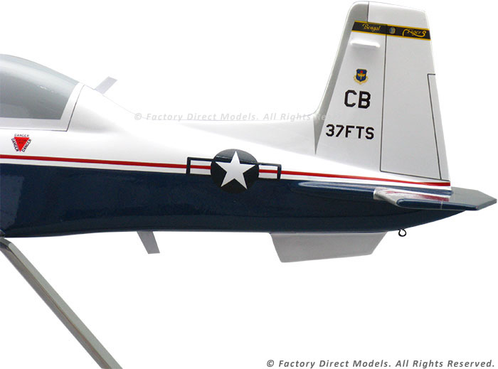 Beechcraft T 6 Texan Ii Aircraft Model Factory Direct Models