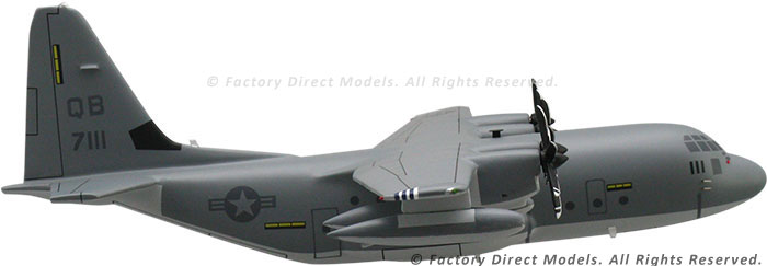 Lockheed Kc 130j Super Tanker Scale Model Airplane