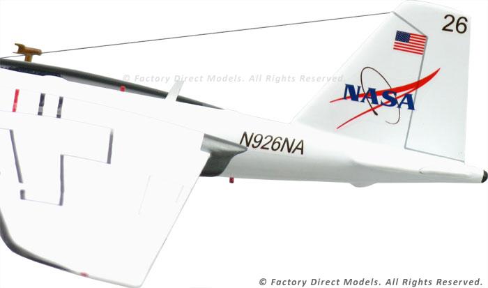 Martin WB-57 NASA Model Aircraft