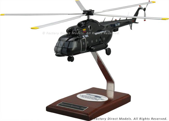 Elicottero Mi 8 : Mil mi scale model helicopter